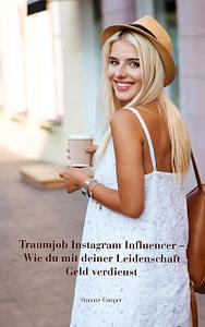 Buchcover Simone Cooper Traumjob Instagram Influencer