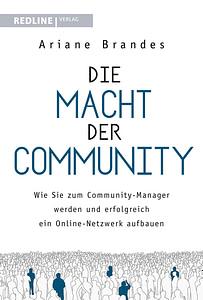 Buchcover Macht der Community