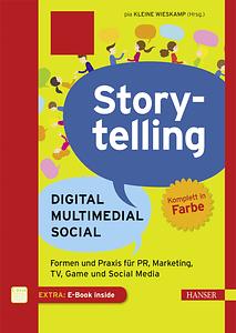 Buchcover Storytelling