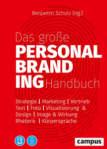Buchcover Personal Branding