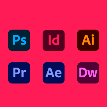 Adobe Creative Clouds Apps Promo April 2021