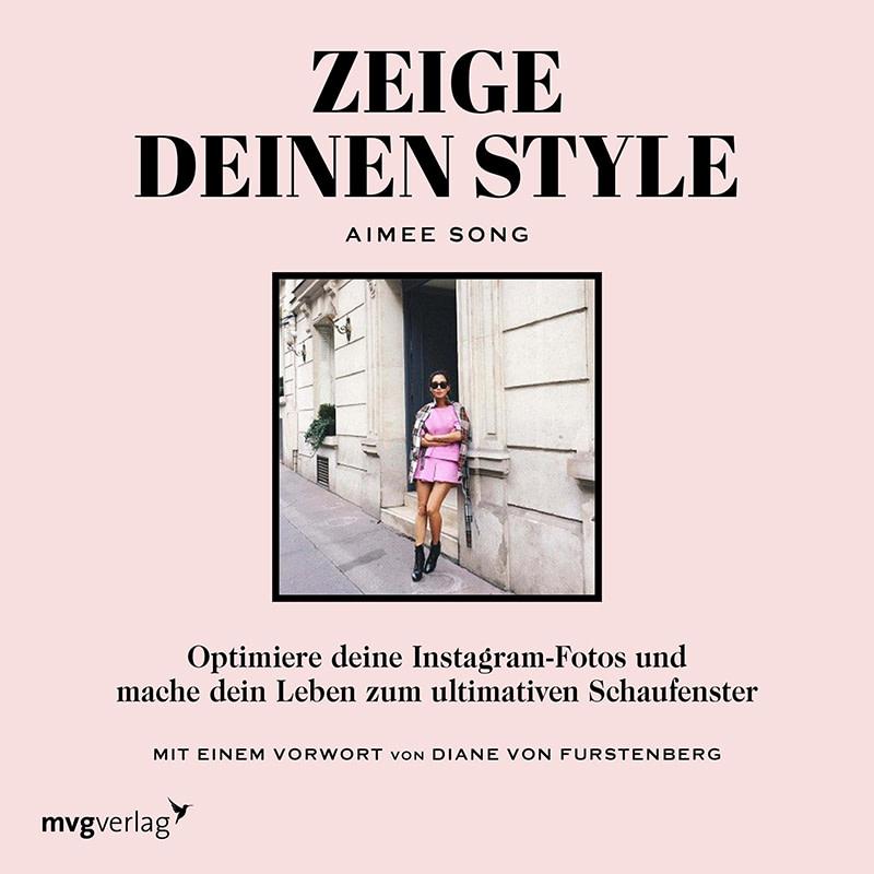 Buchcover Zeige deinen Style